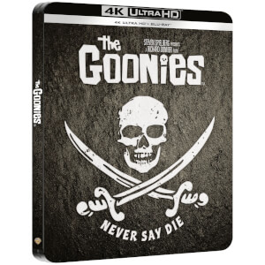 The Goonies - Zavvi Exclusive 4K Ultra HD Steelbook (Includes 2D Blu-ray)