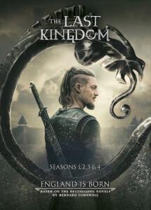 The Last Kingdom - Seasons 1-4