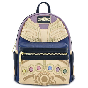 Loungefly Mini Sac à Dos Thanos Marvel Avengers