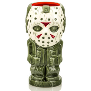 Beeline Creative Friday the 13th Jason Voorhees Geeki Tiki
