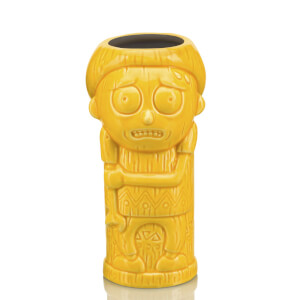 Beeline Creative Rick and Morty Morty Geeki Tiki