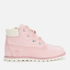 Timberland Toddlers' Pokey Pine 6 Inch Boots - Light Pink