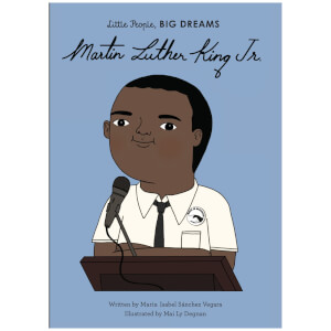 Bookspeed: Little People Big Dreams: Martin Lurther King Jr.