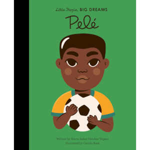 Bookspeed: Little People Big Dreams: Pelé