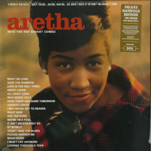 Aretha Franklin With The Ray Bryant Combo - Aretha LP