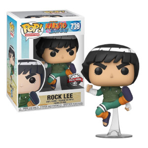 Naruto Rock Lee EXC Funko Pop! Vinyl Figure