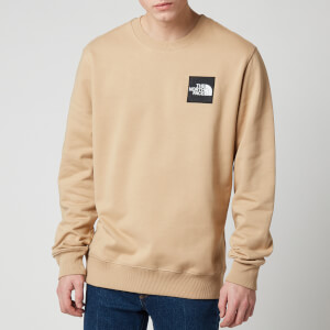 The North Face Men's Blackbox Logo Sweatshirt - Hawthorn Khaki