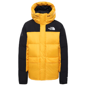 The North Face Men's Himalayan Down Parka - Summit gold