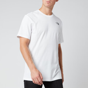 The North Face Men's Redbox Celebration T-Shirt - TNF White