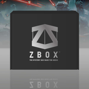 Mystery ZBoxes - Star Wars (4 items)