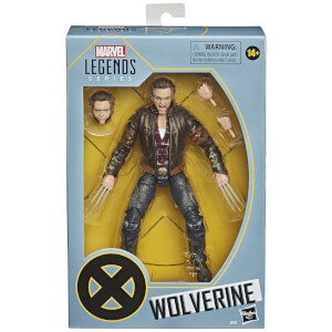 Hasbro Marvel Legends Series - Figurine Wolverine