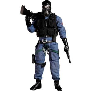 PureArts Tom Clancy's Rainbow Six Siege Action Figure Smoke 30 cm