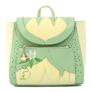 Loungefly Disney Princess and The Frog Tiana Cosplay Mini Backpack