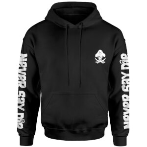The Goonies Never Say Die Hoodie - Black