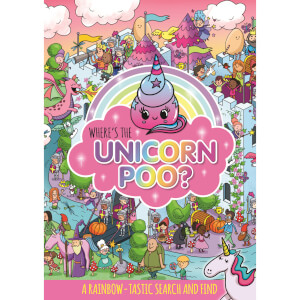 Where's the Unicorn Poo? A Search and Find Book