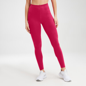 MP Damen Outline Grafik Leggings - Virtual Pink