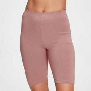 MP Women's Tonal Graphic Cycling Shorts - Washed Pink