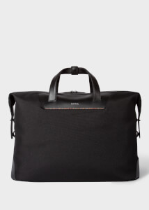 PS Paul Smith Men's Holdall Travel Bag - Black