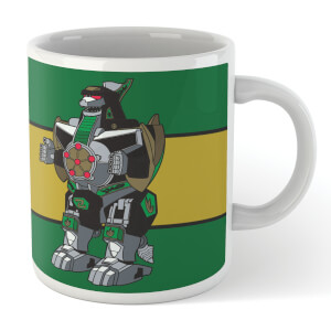 Tazza Power Rangers Dragonzord