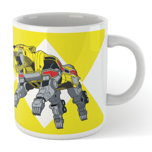 Tasse Power Rangers Sabretooth