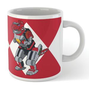 Power Rangers Tyrannosaurus Mug