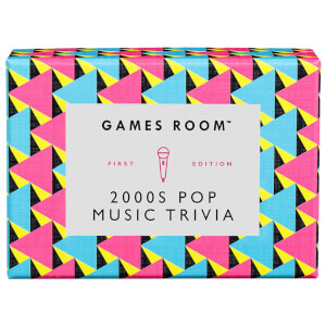 The Games Room 2000's Pop Music Trivia Cards