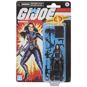 Hasbro GI Joe Retro Collection Baroness Action Figure