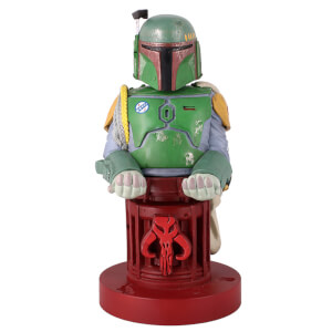 Star Wars Boba Fett 8 Inch Cable Guy - Limited Edition Zavvi Exclusive (40th Anniversary Edition)