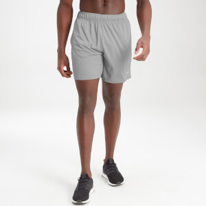 MP Men's Essentials Lightweight Training Shorts - Storm Grey