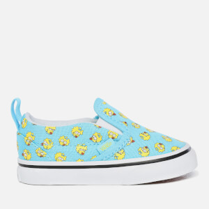 Vans X The Simpsons Toddlers' Slip-On Trainers - Maggie