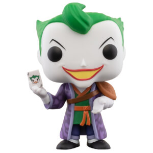 DC Comics Imperial Palace Joker Funko Pop! Vinyl