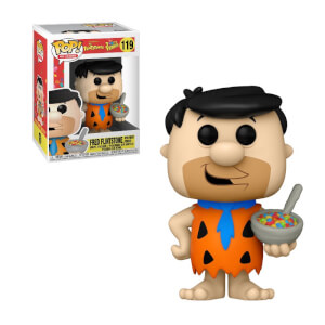 Pop! Ad Icons Fruity Pebbles Fred w/Cereal Funko Pop! Vinyl Figure