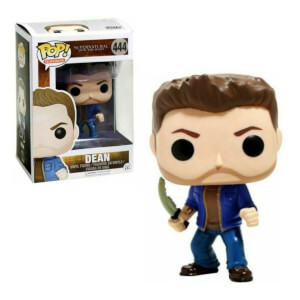 Supernatural Dean con First Blade & Mark of Cain EXC Funko Pop! Vinyl