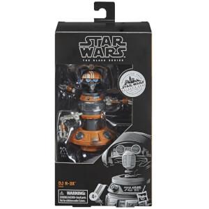 Hasbro Star Wars The Black Series Galaxy's Edge DJ R-3X Action Figure