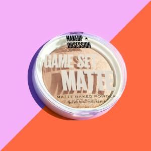 Game Set Matte - Matte Powder (Various Shades)