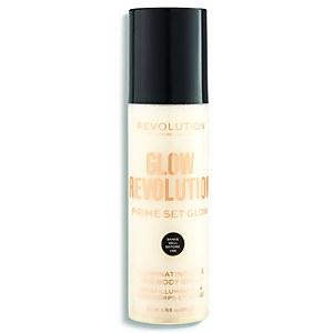 Makeup Revolution Glow Revolution Spray - Eternal Gold
