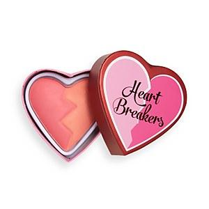 I Heart Revolution Heartbreakers Matte Blusher - Inspiring