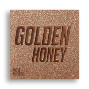 Makeup Obsession Eye Shadow Palette - Golden Honey