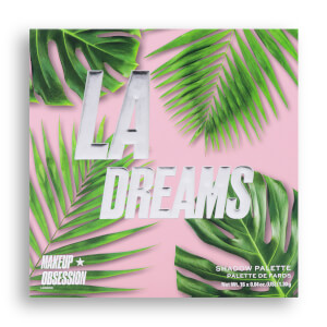 Makeup Obsession Eye Shadow Palette - LA Dreams