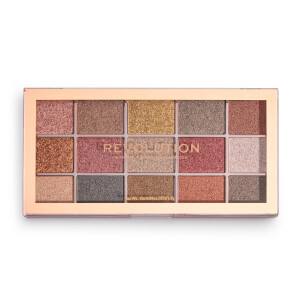 Makeup Revolution Foil Frenzy Eye Shadow Palette - Fusion