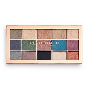 Makeup Revolution Foil Frenzy Eye Shadow Palette - Hybrid