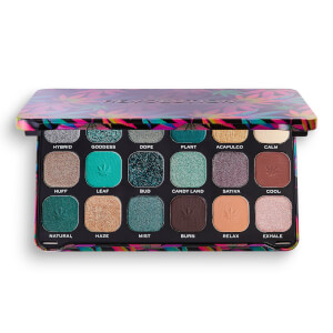 Forever Flawless Eye Shadow Palette - Chilled with Cannabis Sativa