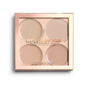 Makeup Revolution Matte Base Concealer Kit - C1-C4