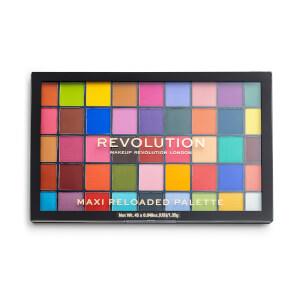 Makeup Revolution Maxi Reloaded Palette - Monster Mattes