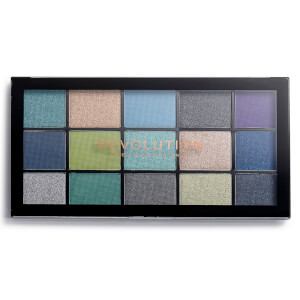 Makeup Revolution Reloaded Eye Shadow Palette - Deep Dive