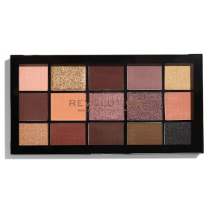 Makeup Revolution Reloaded Eyeshadow Palette - Velvet Rose