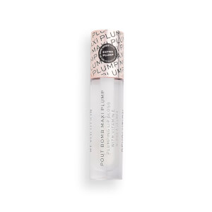 Makeup Revolution Pout Bomb Maxi Plump Lip Gloss - Glaze