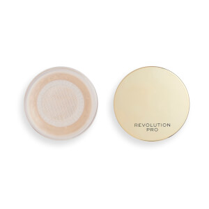 Revolution Pro Goddess Glow Finishing Powder - Radiate 6g