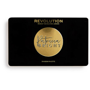 Makeup Revolution X Patricia Bright Eye Shadow Palette - Rich in Colour