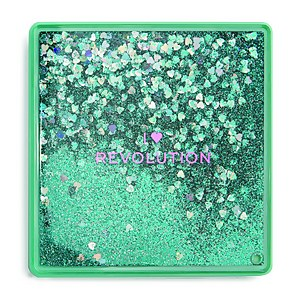 I Heart Revolution Glitter Eye Shadow Palette - Starry Eyed